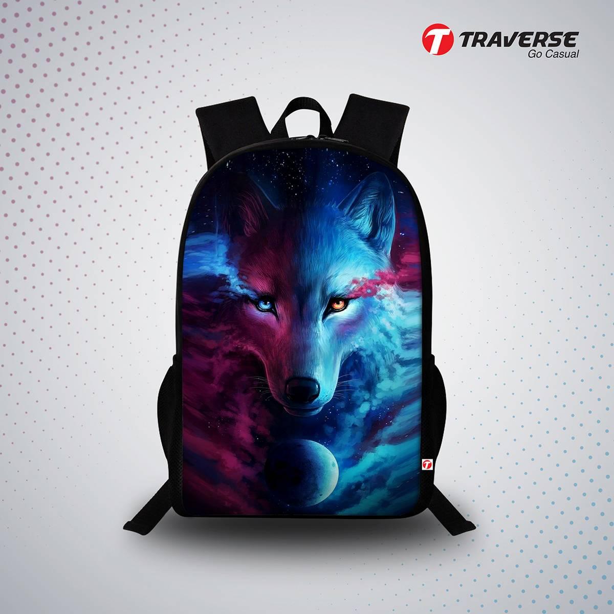 Wolf Digital Backpack
