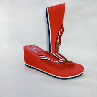 Wedge High Heel Slippers For Women Fashion ZS # 01