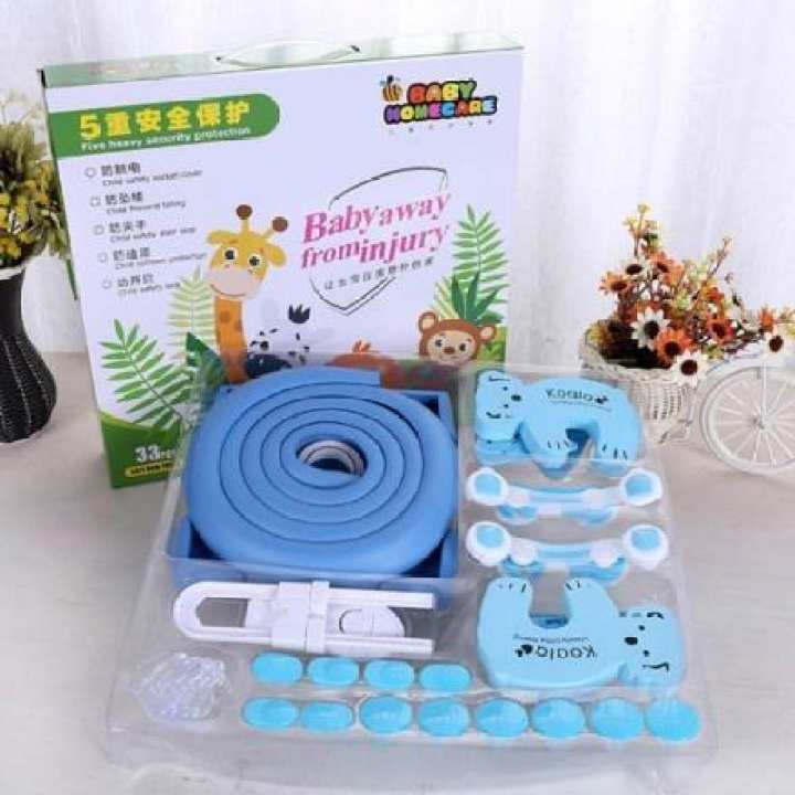 33 Pcs Baby Home Safety Set