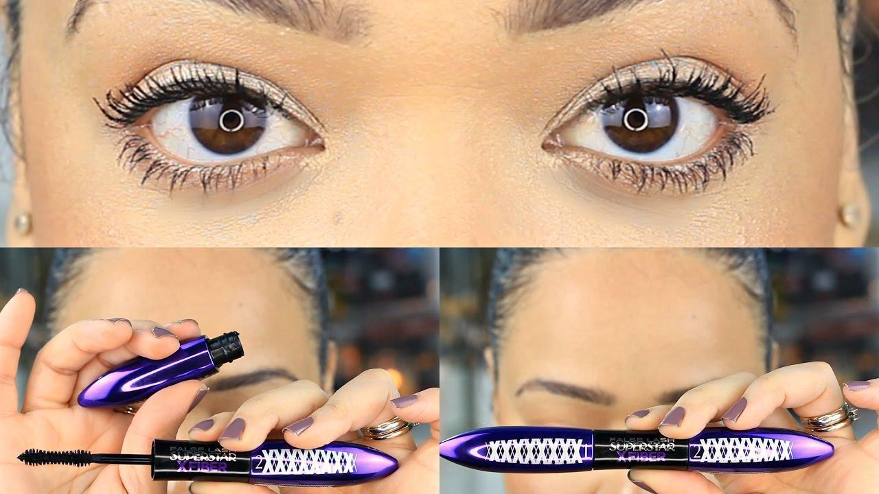 fe61d668c51 Voluminous® X Fiber Washable Mascara is both a volumizing mascara and a  lengthening mascara. This two-step fiber mascara system creates extreme  volume and ...