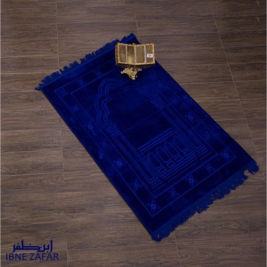Colorful Velvet Foam Quilted or Embossed Jai Namaz | Prayer Mat | Janamaz