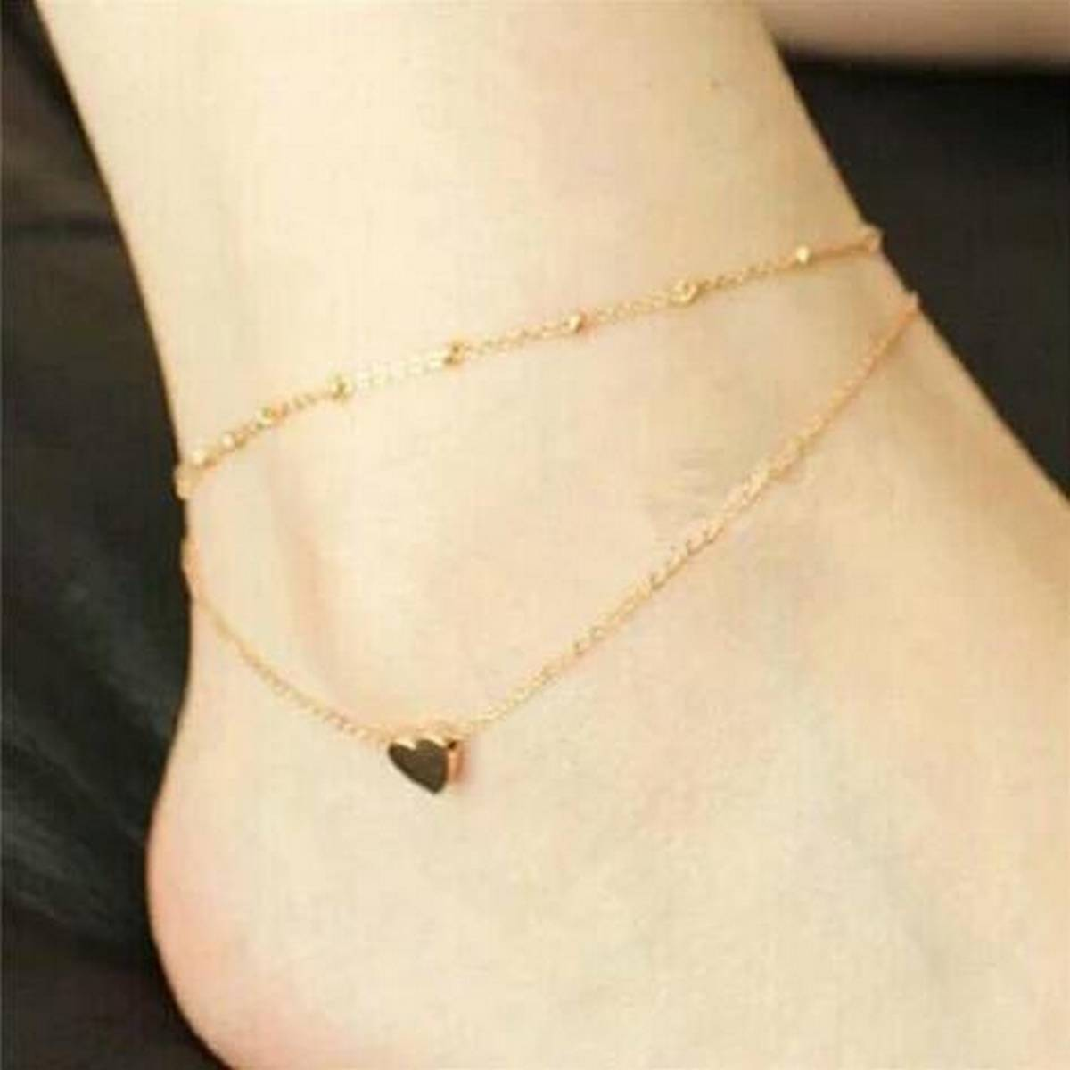 New Fashion Silver plated Snake shaped Anklet for us