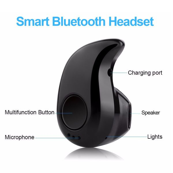 Wireless Stereo Headset/Earphone/Handsfree/Headphone With Mic Universal Handsfree For Iphone For Samsung & For All Android Phones/Bluetooth Headset For All Mobiles/Special Blue Tooth Headset
