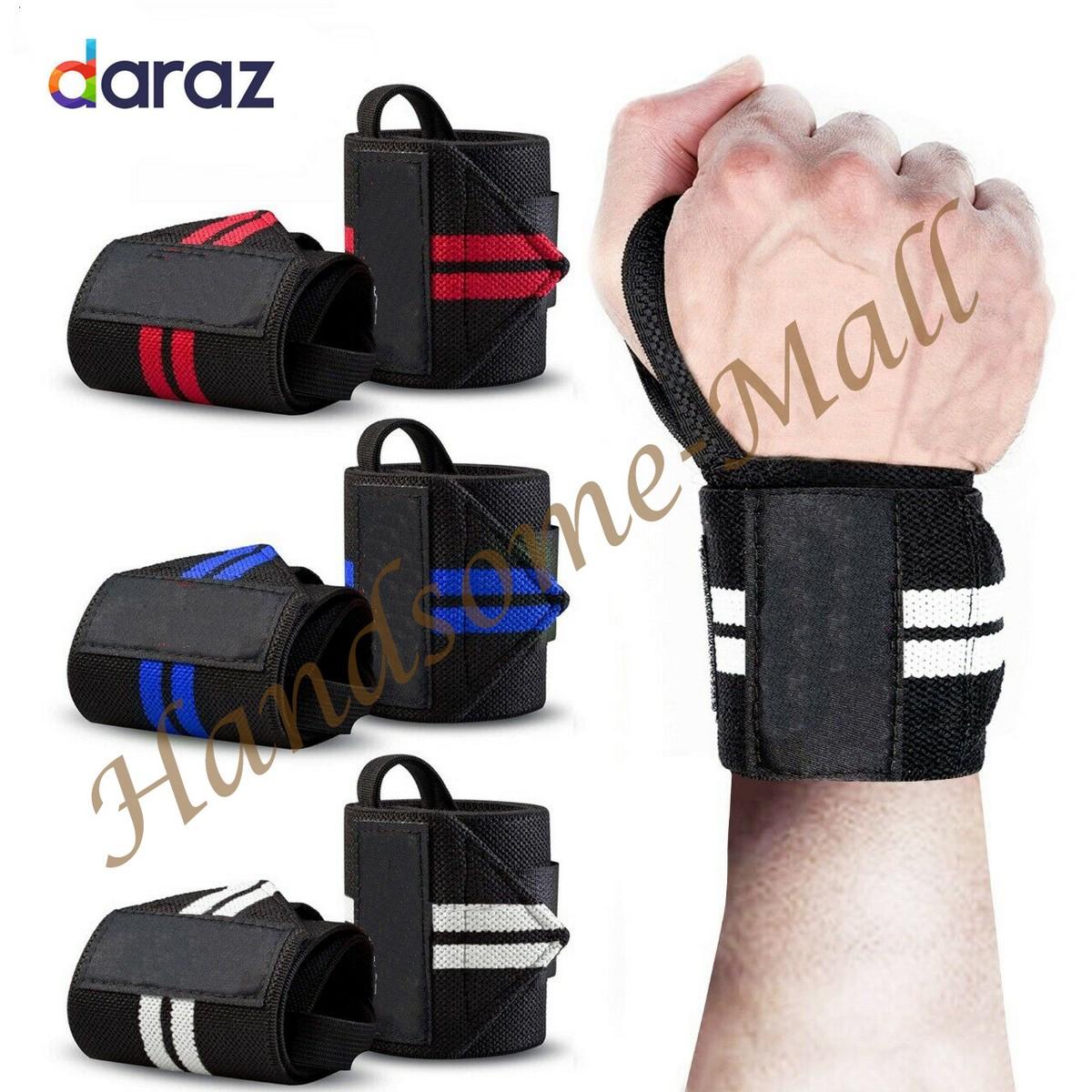 Weightlifting Wrist Wrap   hand wrap  Gym   Good Quality for men