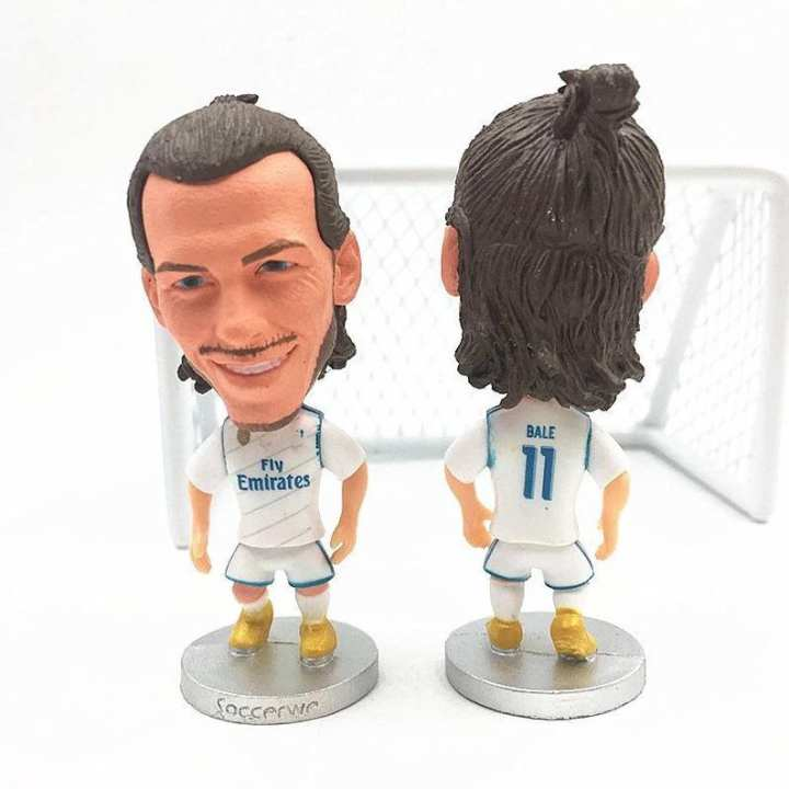 Football Action Figure - Gareth Bale - 2018/19 Season