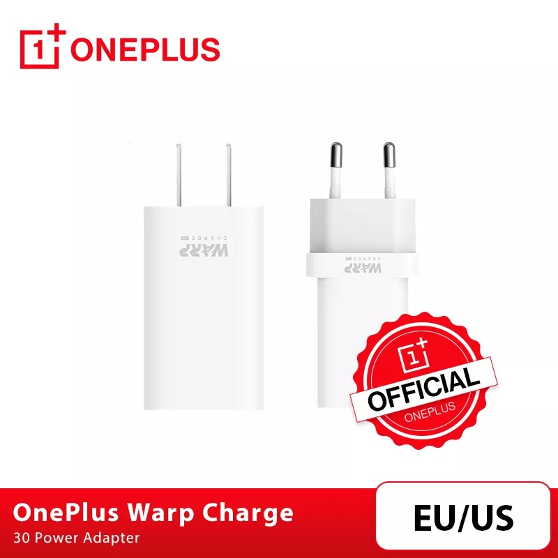 Original OnePlus 65w Warp Charger for Oneplus 9 Pro 8T Warp Charge 65W Warp Charger with Quick Rapid Charge Power Charger AC Adapter Power Adapte Oneplus 7t PRO McLaren Original 5 6 6t 7pro Warp charger 30W USB Dash Adapter Type C