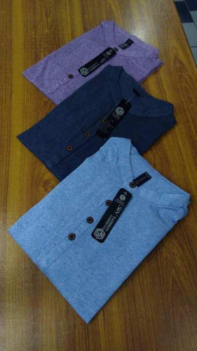 Pack of 3 Full Sleeves T-Shirts For Men