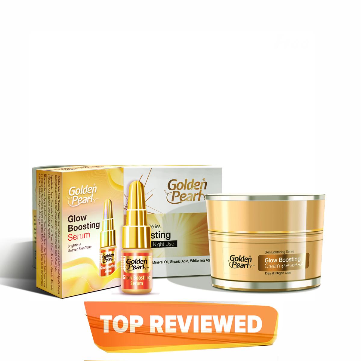 GP Whitening Skin Serum & Repairing Cream & Whitening Cream