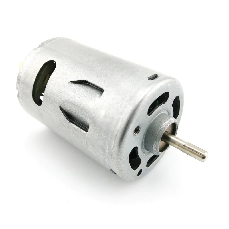 RS-540 SH-8022 DC 6v-12v 15000RPM High Speed Power Large Torque RS 540 12v DC Motor for Electric Drill Garden Tools RC Car Boat