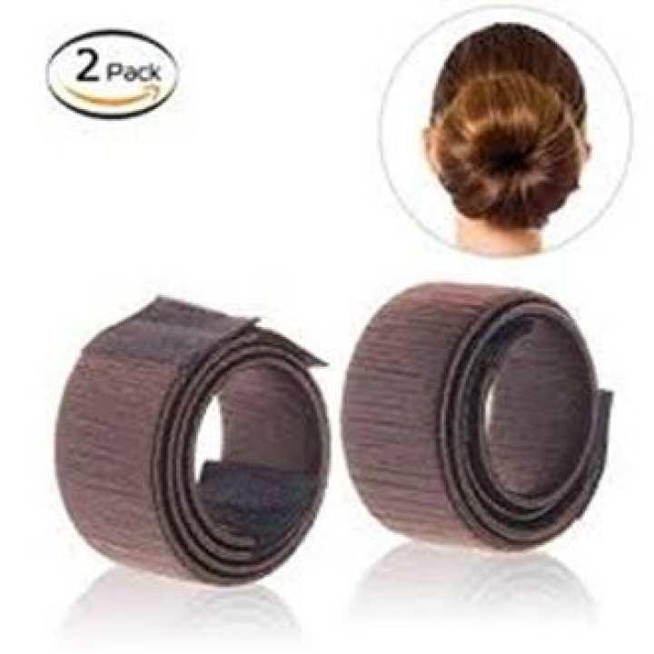 Hair Styling Bun Maker Clip Curler Roller Tool