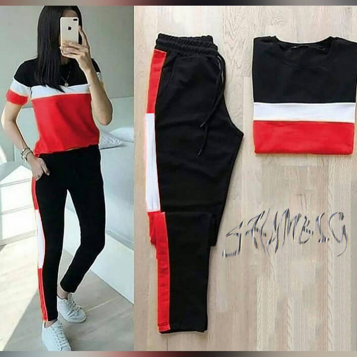 Western Tracksuit For Her