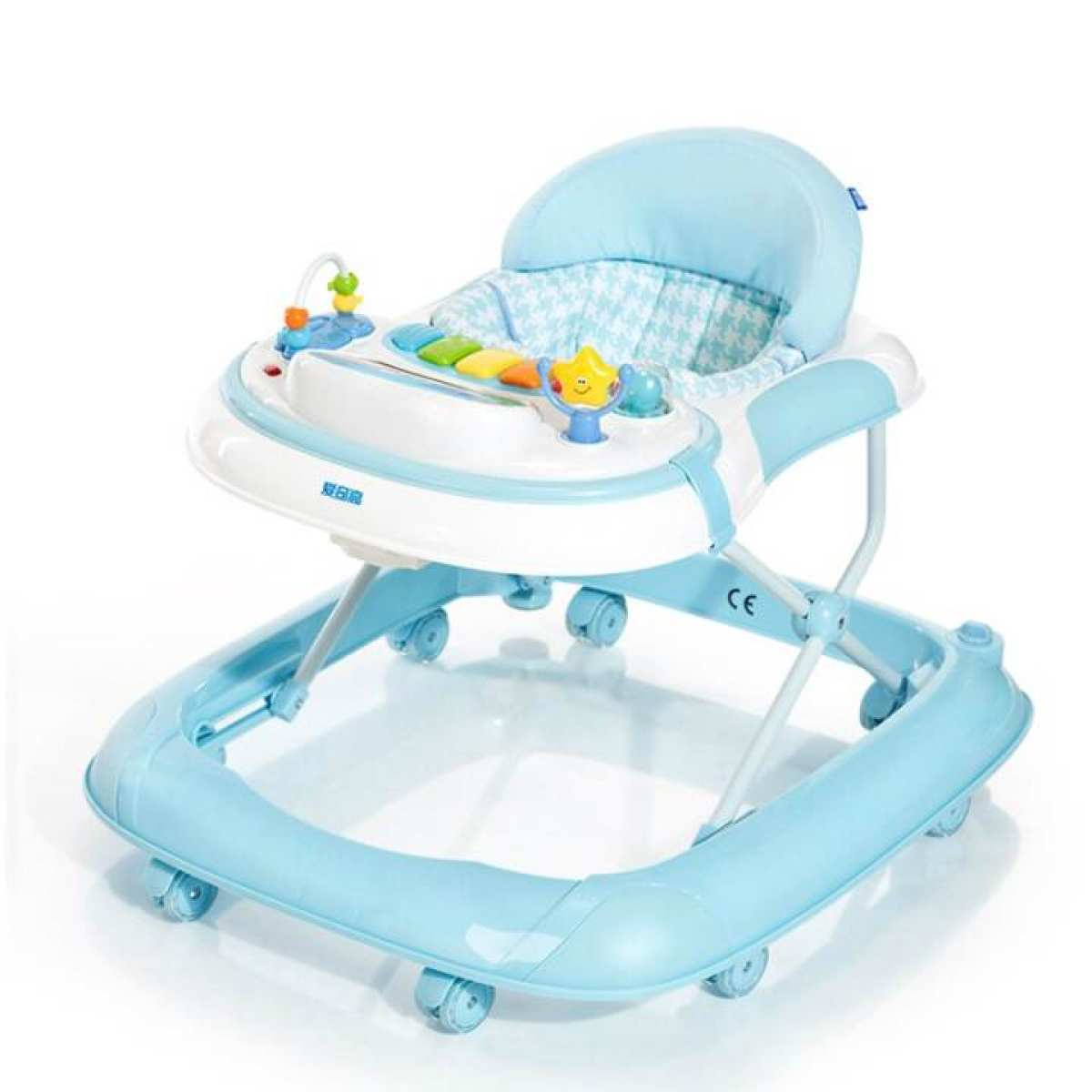 Baby walker colorful and music Walker for Kids - Multicolor High Quality And Best Product