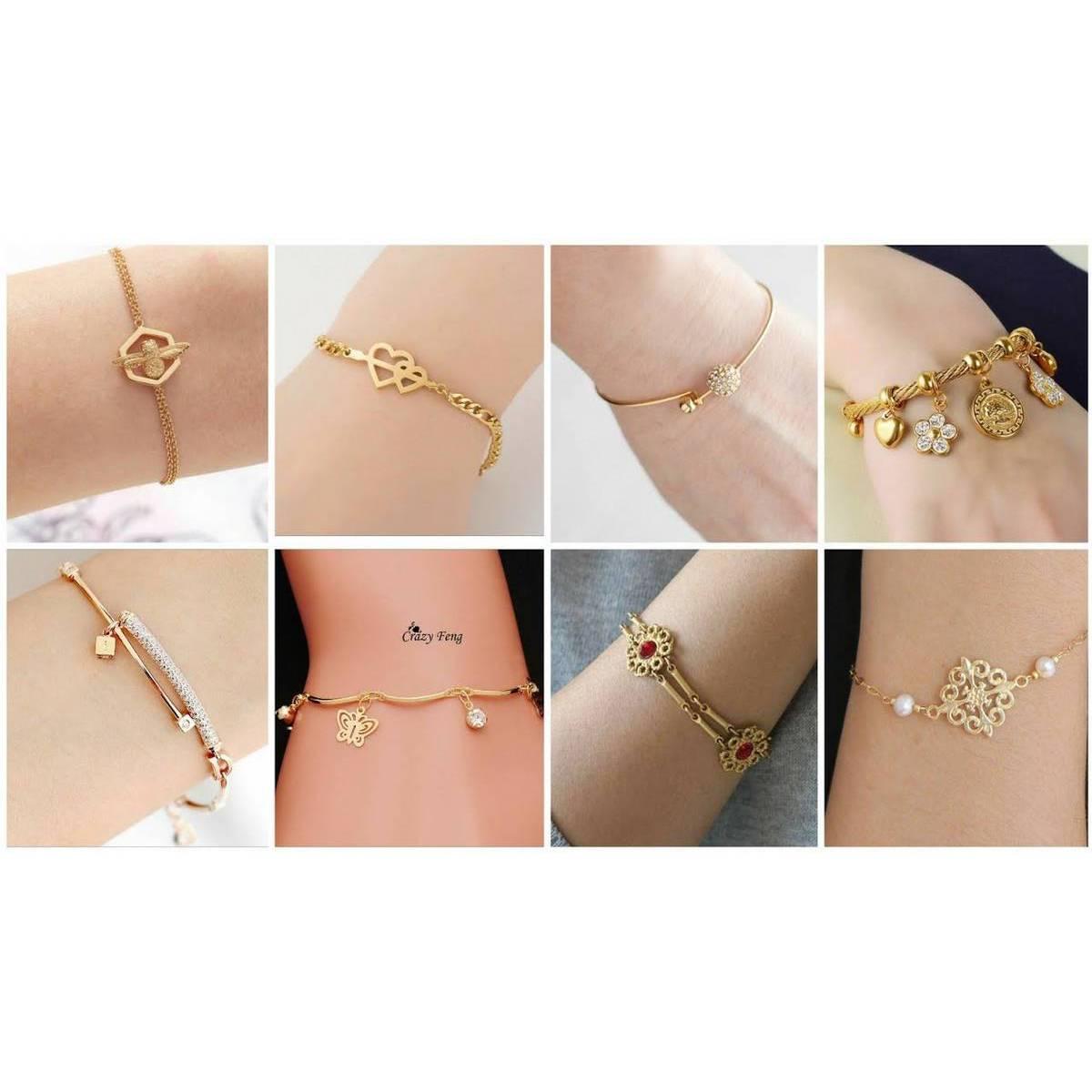 Elegant Bracelet (different designs) for girls