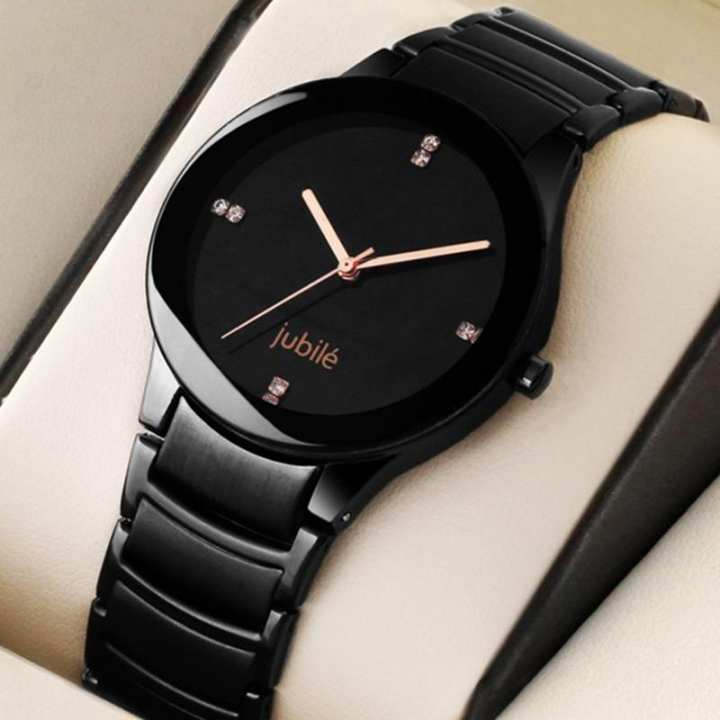 [ PROFESSIONAL ] RAD0 / PRIME Full Black Watches for Men - Stainless Steel