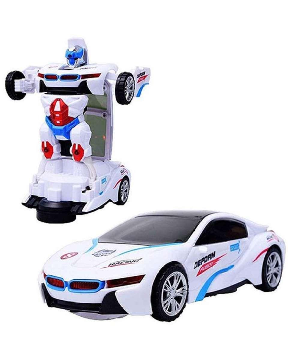 Transformer Car for Kids (AutoBots)