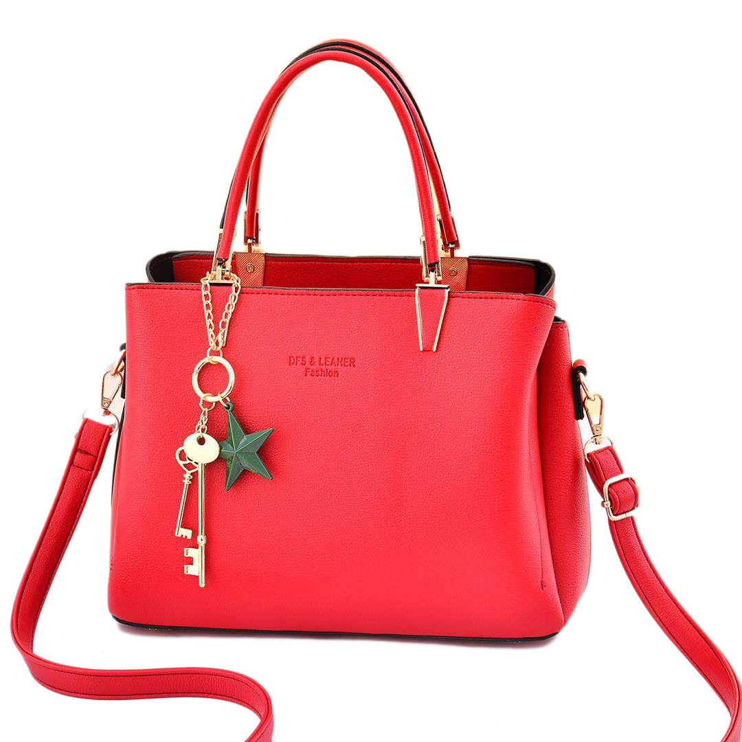 DFS Handbags for Girls, Women, Ladies, Tote Bag, Purse and Shoulder Bag