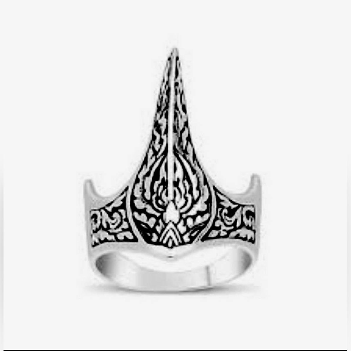Ertugrul Kayi Tribe Ring Finger Ring(SMALL)