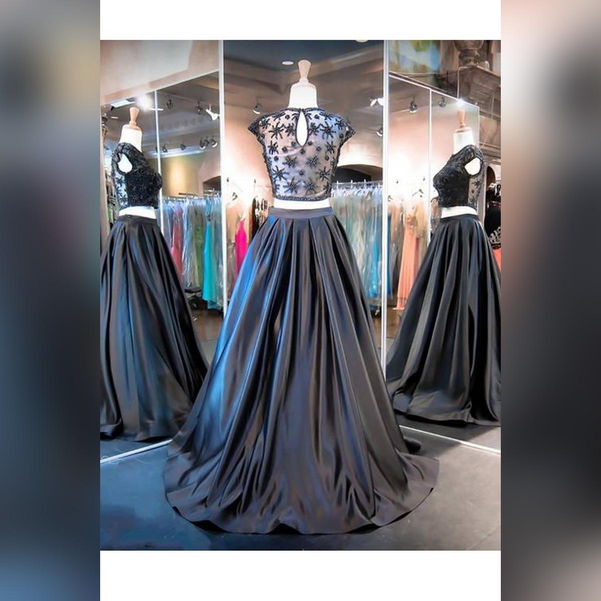 Silver Silk Stylish Skirt For Women