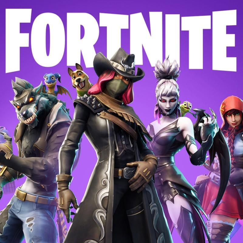 FORTNITE (Account with Email) - PC PS4 XBOX SWITCH - 30-100 Legendary Epic  Rare Skins and Emotes - Warranty