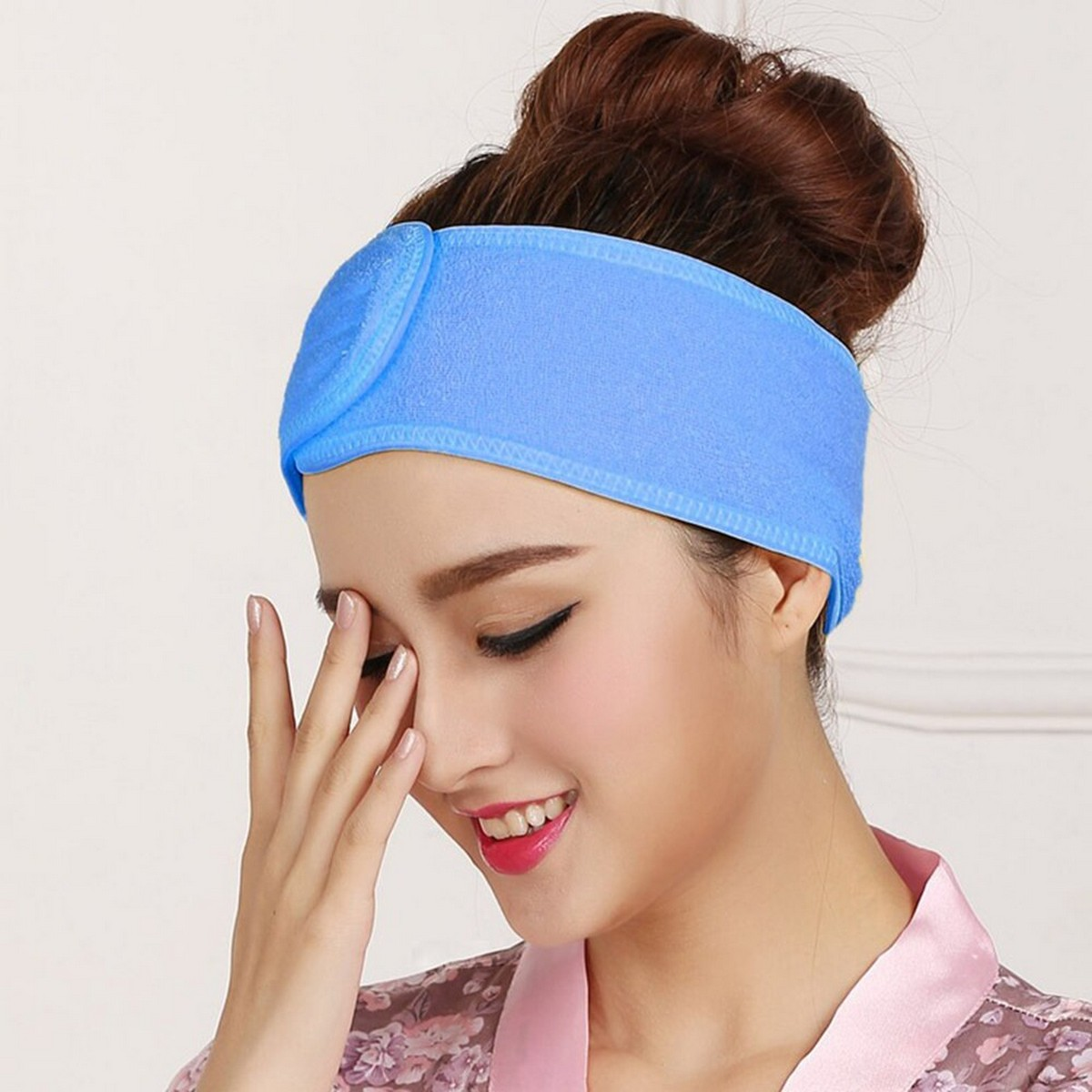Spring Wavy Metal Hairband For Man/Woman Hair Metal Band Product By Shopping Addict