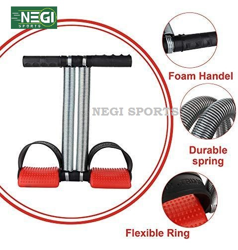 HIGH QUALITY Single Spring Tummy Trimmer Pull Up Exerciser Belly Slimming Rowing Weight Loss Excercise Machine by China