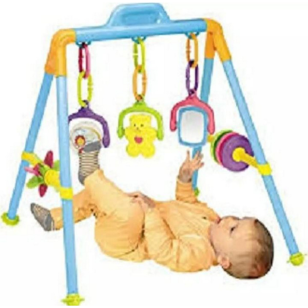 Baby Rattle Activity Play Gym