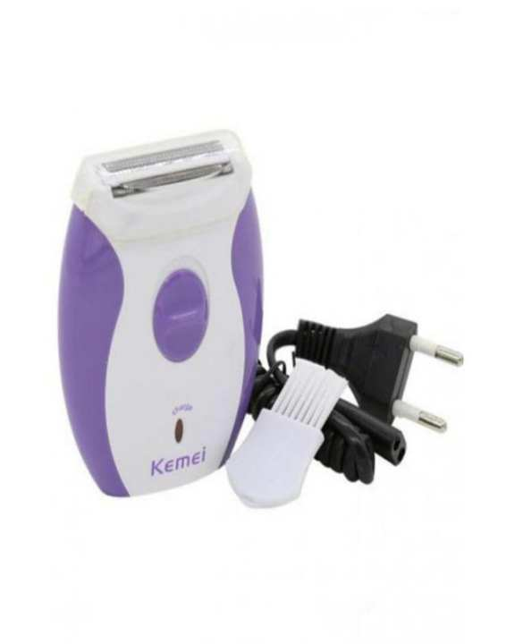 Kemei Rechargeable Electric Hair Remover For Women - KM-280R