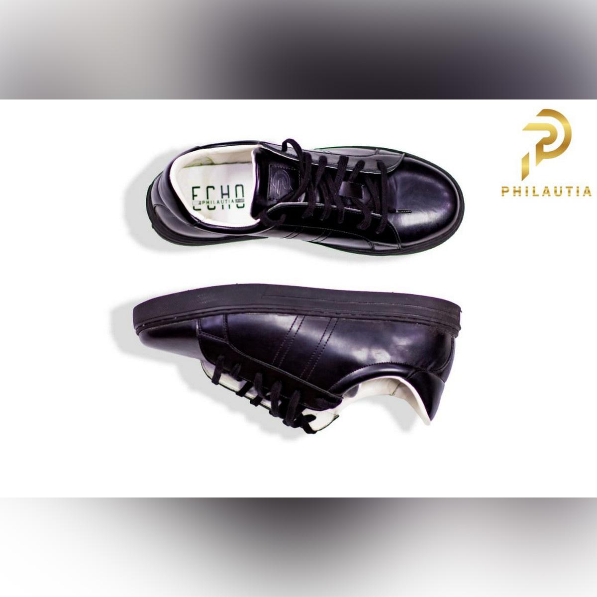 Philautia Echo - Genuine Premium Leather Sneakers