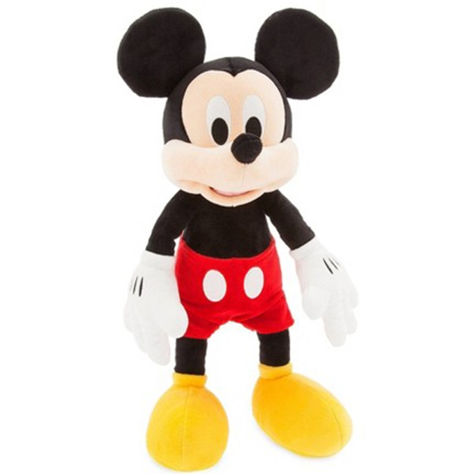Disney - Mickey Mouse Clubhouse Stuffed Toy - 16 inch size