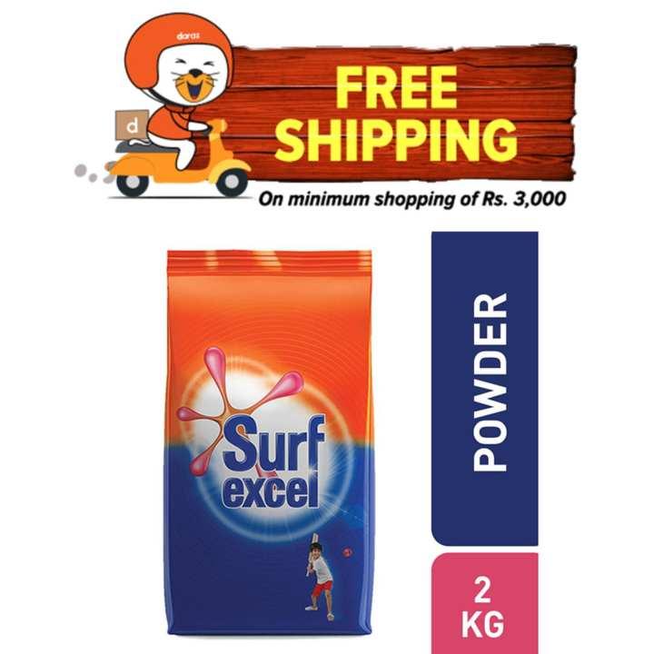 Surf Excel Washing powder 2Kg
