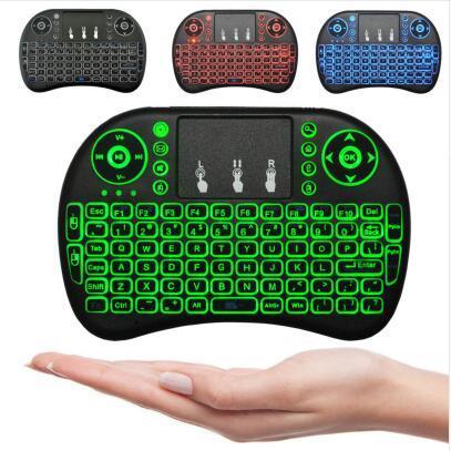 Remote Backlit Mini Wireless Keyboard