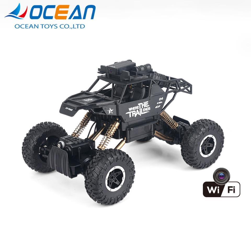 1:14 scale small wifi wall rock climbing cars rc toys remote control car