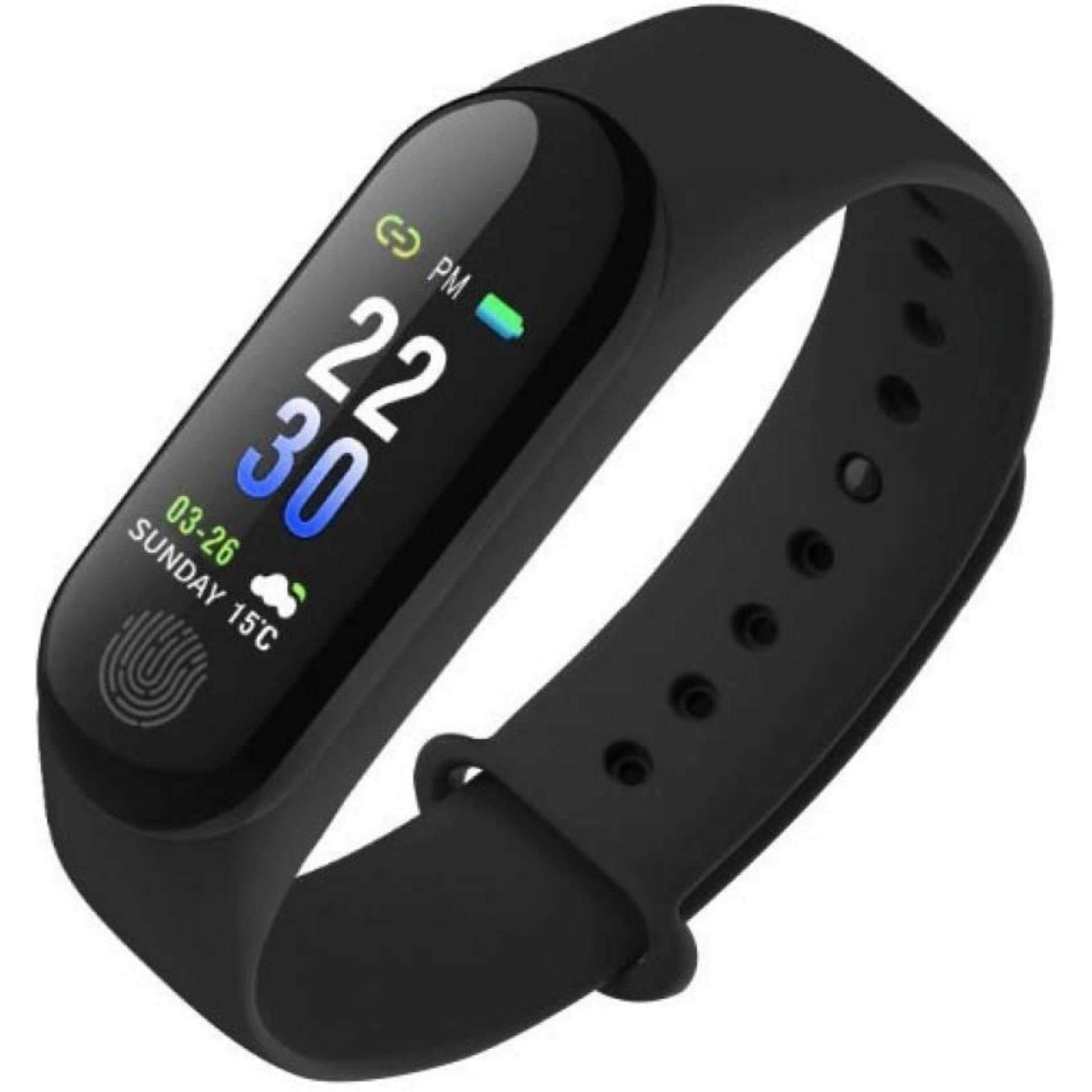 M3 Smart Fitness Band, Fitness Band, Wrist Watch, Smart Band, Smart Watch, Fitness Watch, Watch