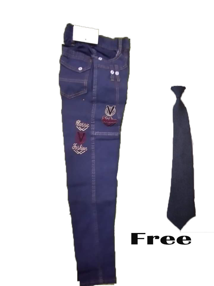 Jeans Pants For Boys Age 5 6 7 8 Year , Good Quality Pants Pents