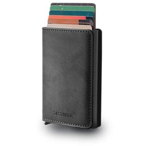 PU Leather Wallet & Pop up card holder