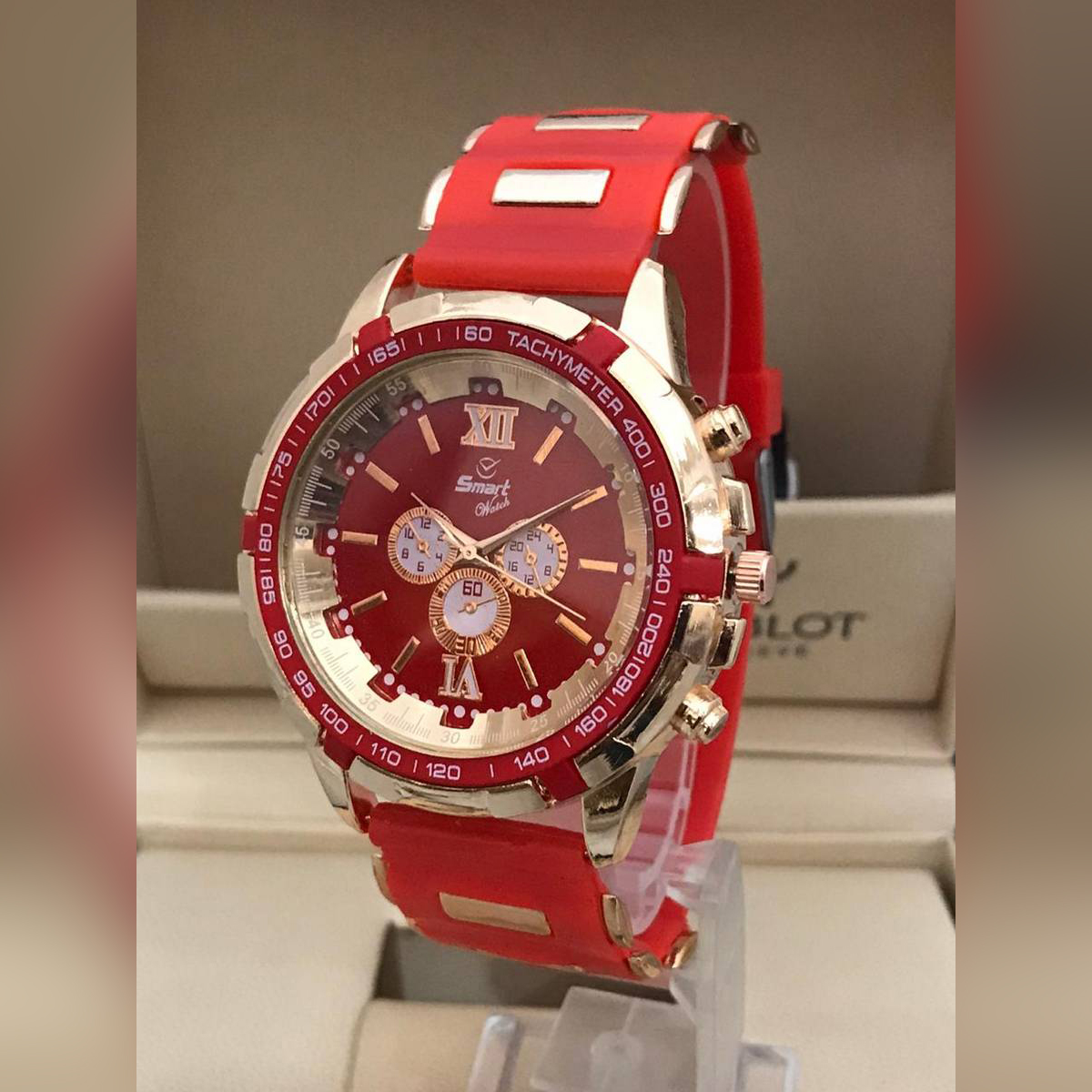 Sports And Casual Wear Watch for Men and Boys