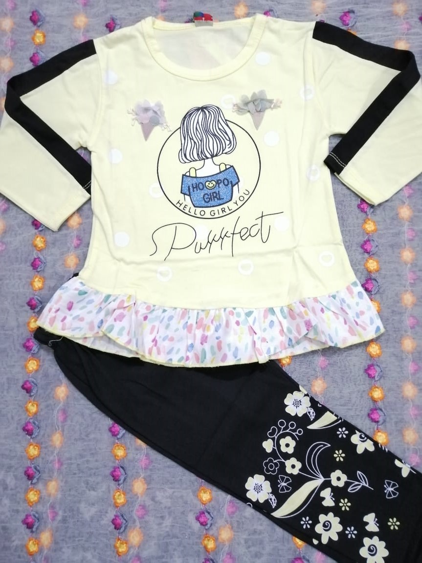 Baby Girl Clothes Set Best Friends Collection For Kid