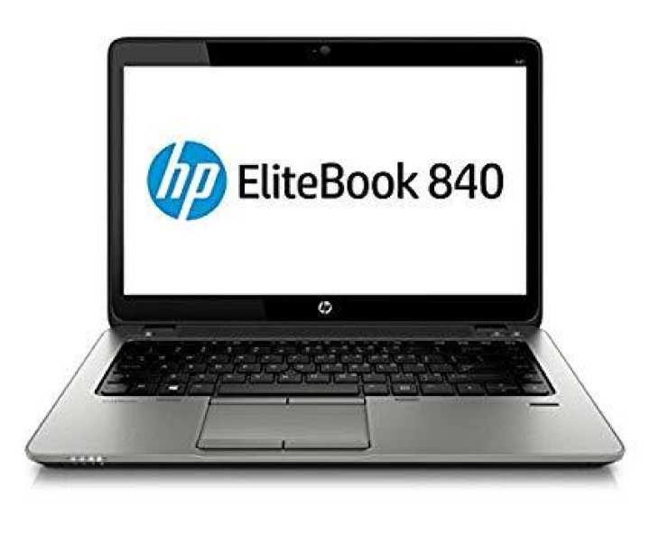 HP EliteBook 840 G2 - Intel Core i5-5200U 2.1GHz 4GB 500GB HDD cam Windows 10 Pro