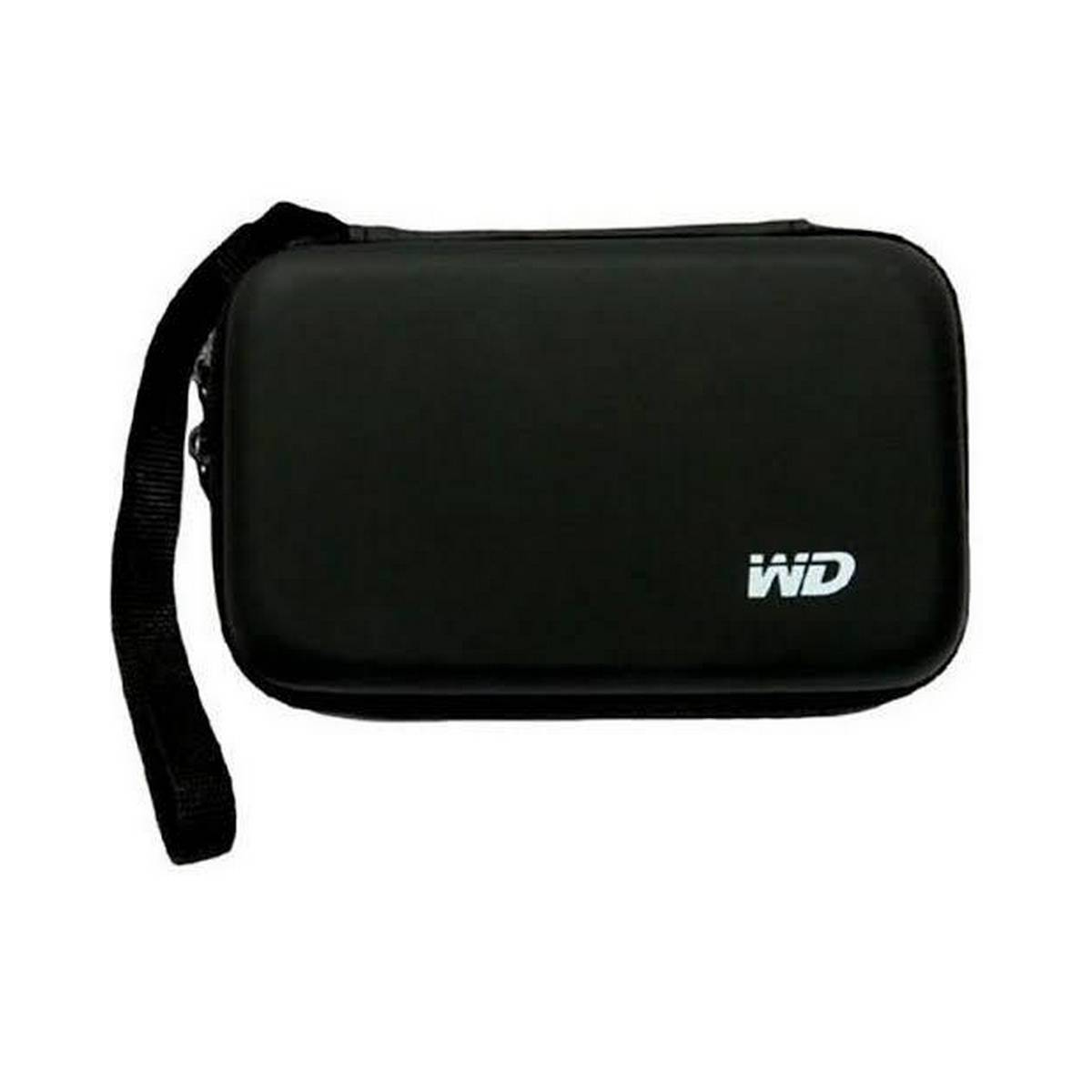 WD Shockproof Hard Carrying Case Pouch Bag For 2.5'' External HDD Hard Drive