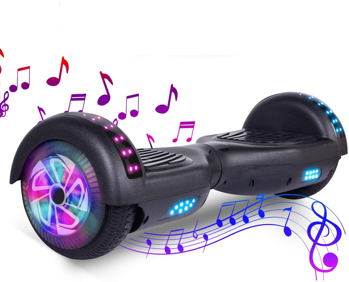 Smart Balance Electric Scooter Hoverboard Bluetooth Speaker Motorized Adult  Roller Hover Standing Drift Board: Buy Online at Best Prices in Pakistan |  Daraz.pk