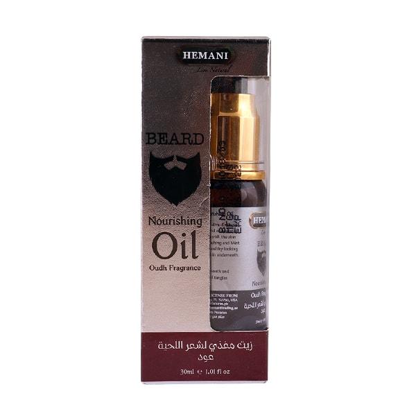 Hemani Beard Oil Oudh 30ml