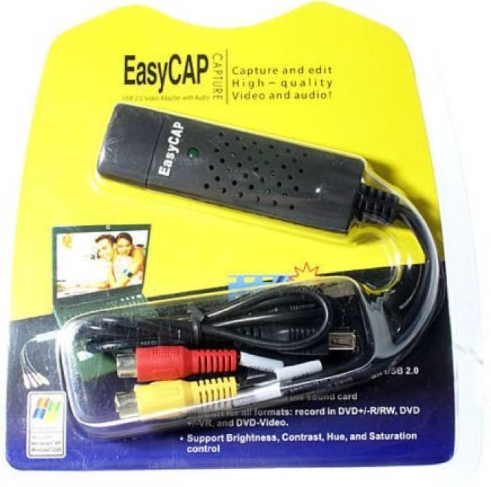 EASYCAP USB EASY CAP USB FOR MOBILE / LAPTOP/ COMPUTER