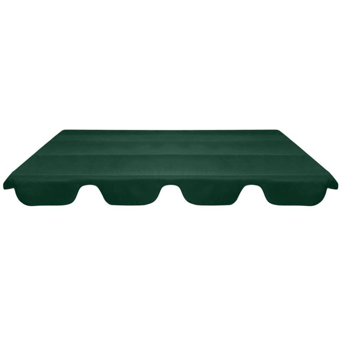 Replacement Canopy Spare Cover for Garden Swing Hammock Seat 249x185cm Sun Shade