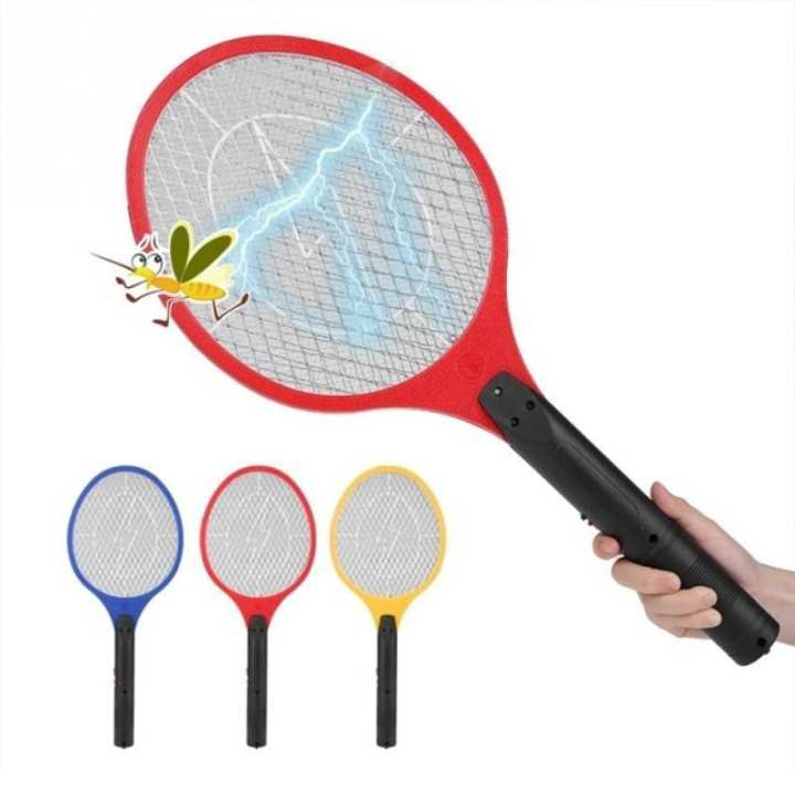 Gecko - Rechargeable Insect Killer Racket With Ultraviolet LED
