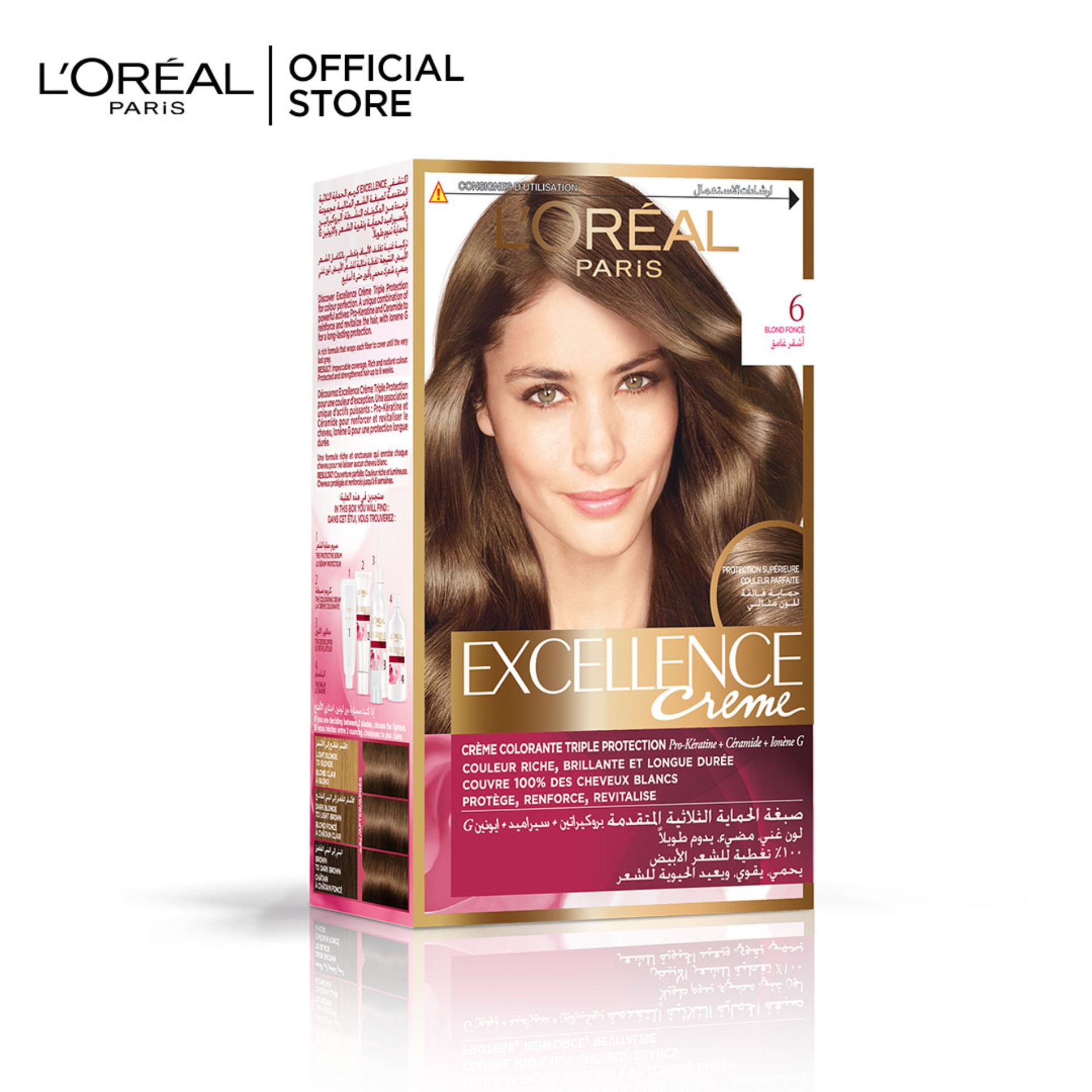 L Oreal Paris Hair Coloring Best Price In Pakistan Daraz Pk