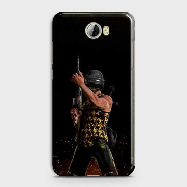 Huawei Y5 II Cover Pubg character Hard Cover- Design 2 Case