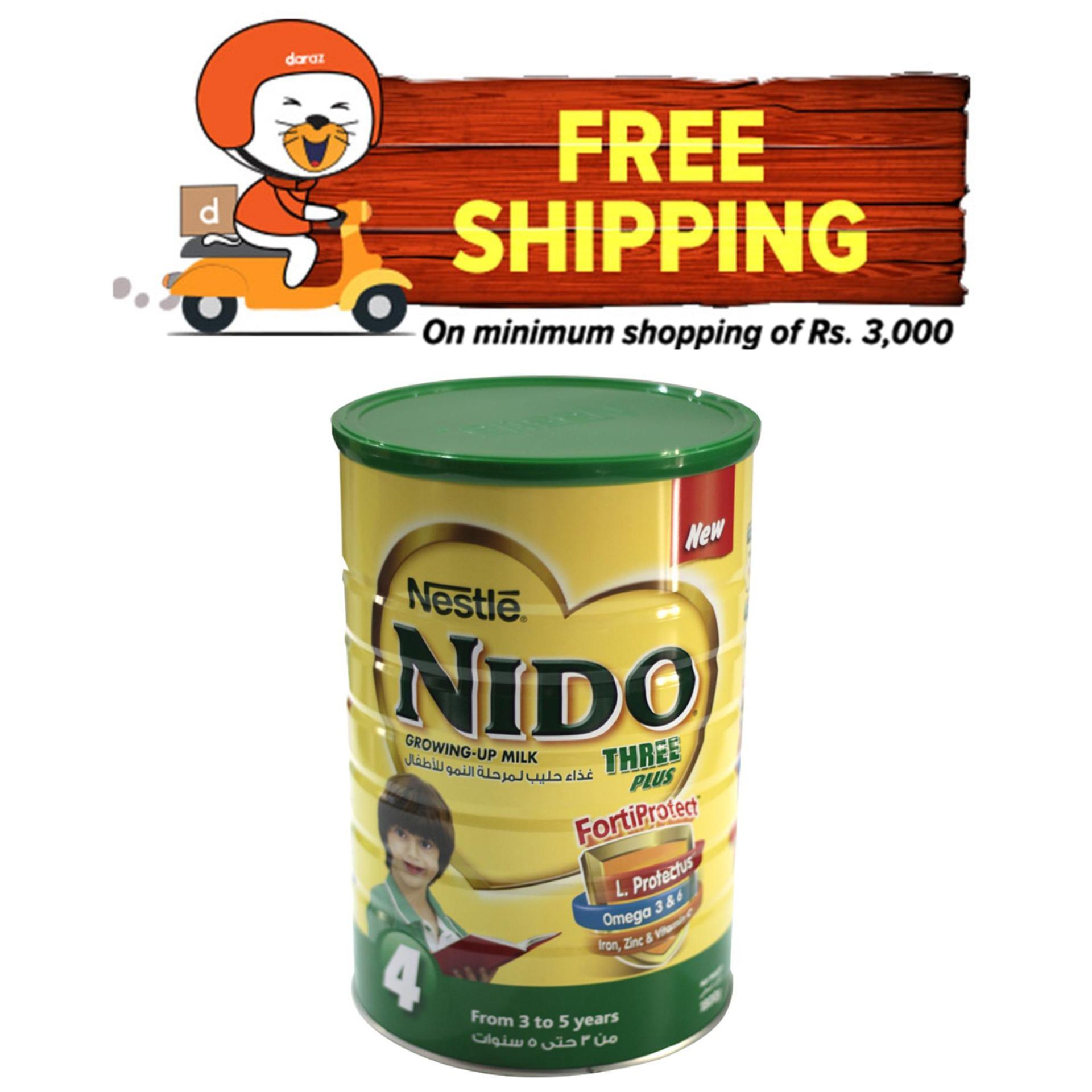 NESTLE NIDO 3+ 1800g - Growing Up Formula