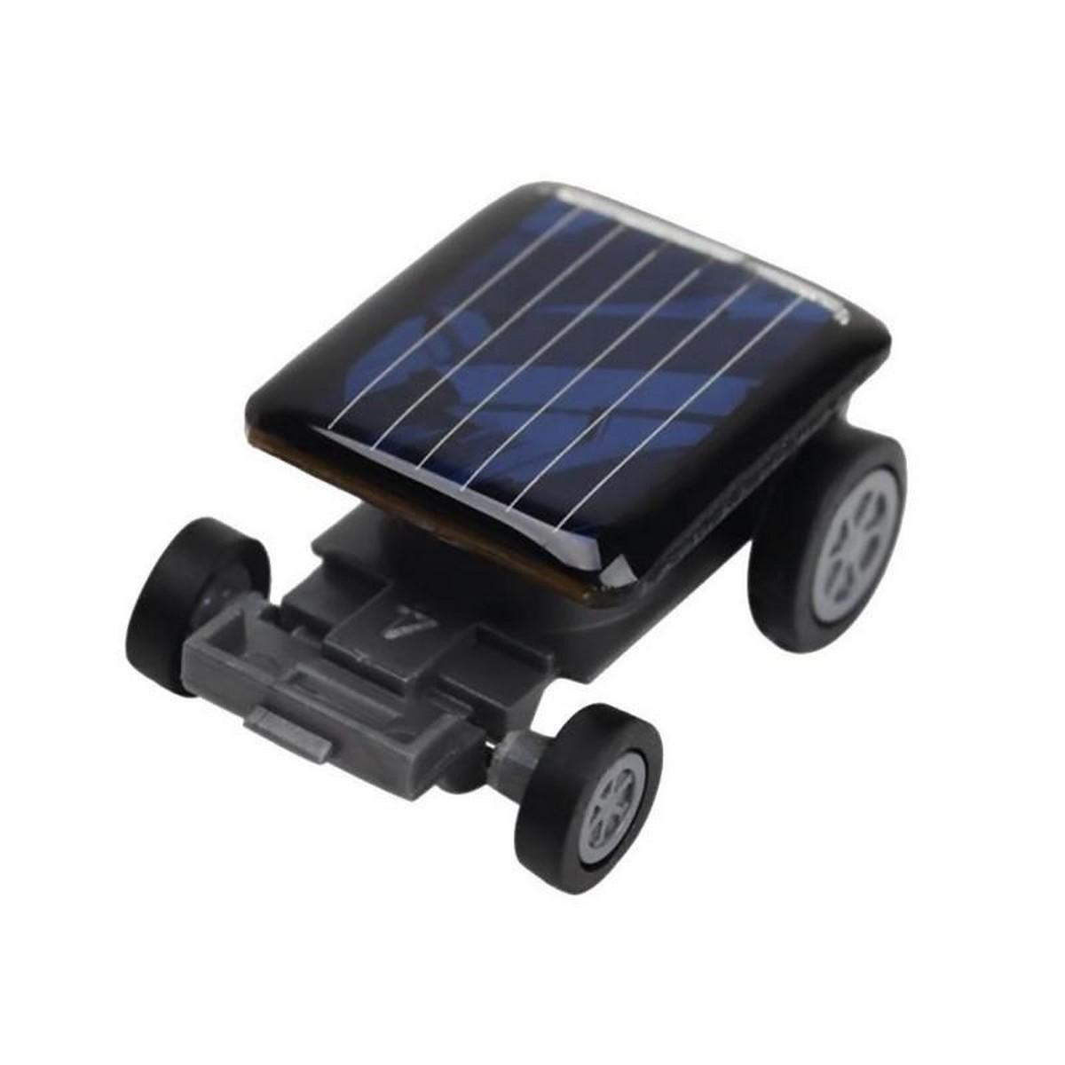 Smallest Mini Car Solar Power Educational Toy Hot Selling
