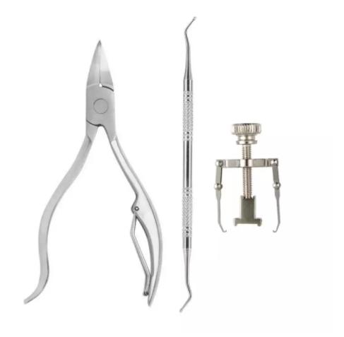 Toe Nail Fixer Pedicure Toenail Recover Correction Tool ingrown
