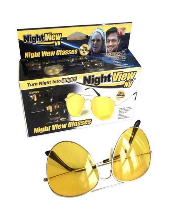 748d6098e44 Night Vision Glasses - For Driving at Night
